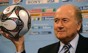 La réponse de la Fifa au TAS attendu ce jour dans Sport blatter-ballon