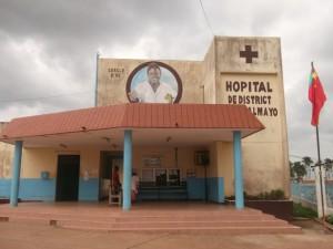 Le Directeur qui voulait asseoir son autorité dans Santé mbyo-hopital-300x225
