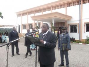 Le palais municipal de Ngoumou pour les séminaires et autres dans Evénements discours-sadi-300x225