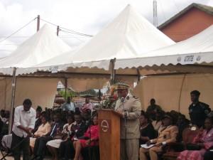 mot-prefet-300x225 Installation des maires des Yaoundé 4 dans Politique
