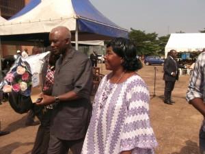 Mbatonga Rigobert, l'un des retraités