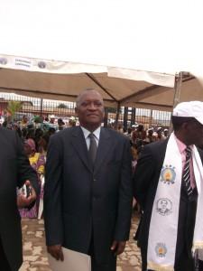 L'ancien ministre des Sports Augustin Edjoa indexé par les échos d'Eko Céline